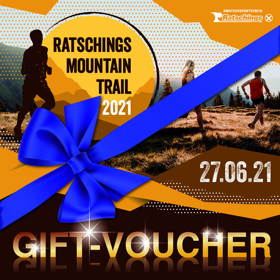 RATSCHINGS MOUNTAIN TRAIL GIFT VOUCHER